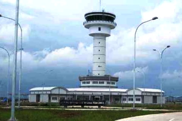Kuala Namu International Airport, North Sumatera. AeroTourismNews