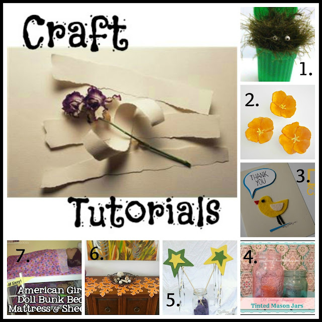craft tutorial linky features