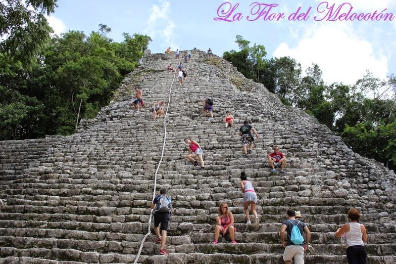 Cobá/ Vacaciones en la Riviera Maya