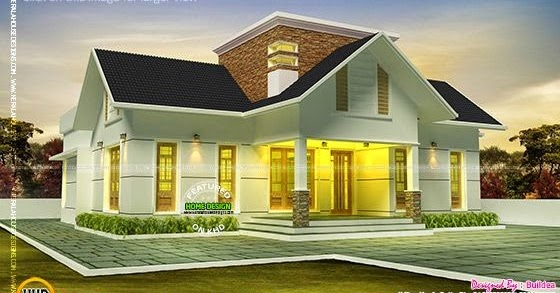 Kerala home design and floor plans very beautiful house for Very beautiful house
