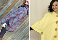 Sewing Pattern: New York Cape