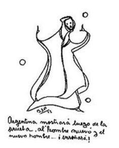 Por Amor a Argentina .. Maestros Akhenaton, Parravicini, Kuthumi, María Magdalena, Elías.