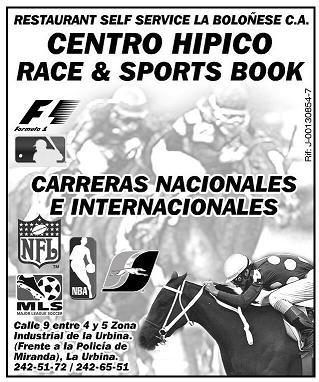 Informacion Hipica