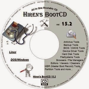 Download Hiren s Boot CD (Free) for Windows