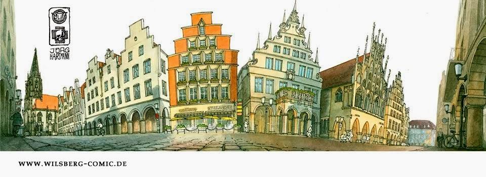 WILSBERG - Der COMIC