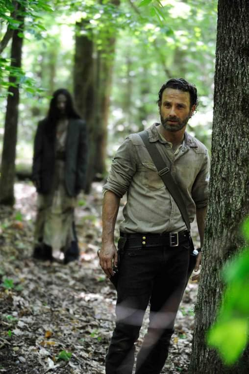 The Walking Dead first image of season four