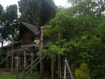 Dayak Tomun Di Bakonsu, Saksi Bisu Ritual Potong Kepala
