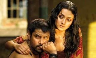 Trisha takes initiatives to satisfy Vikram