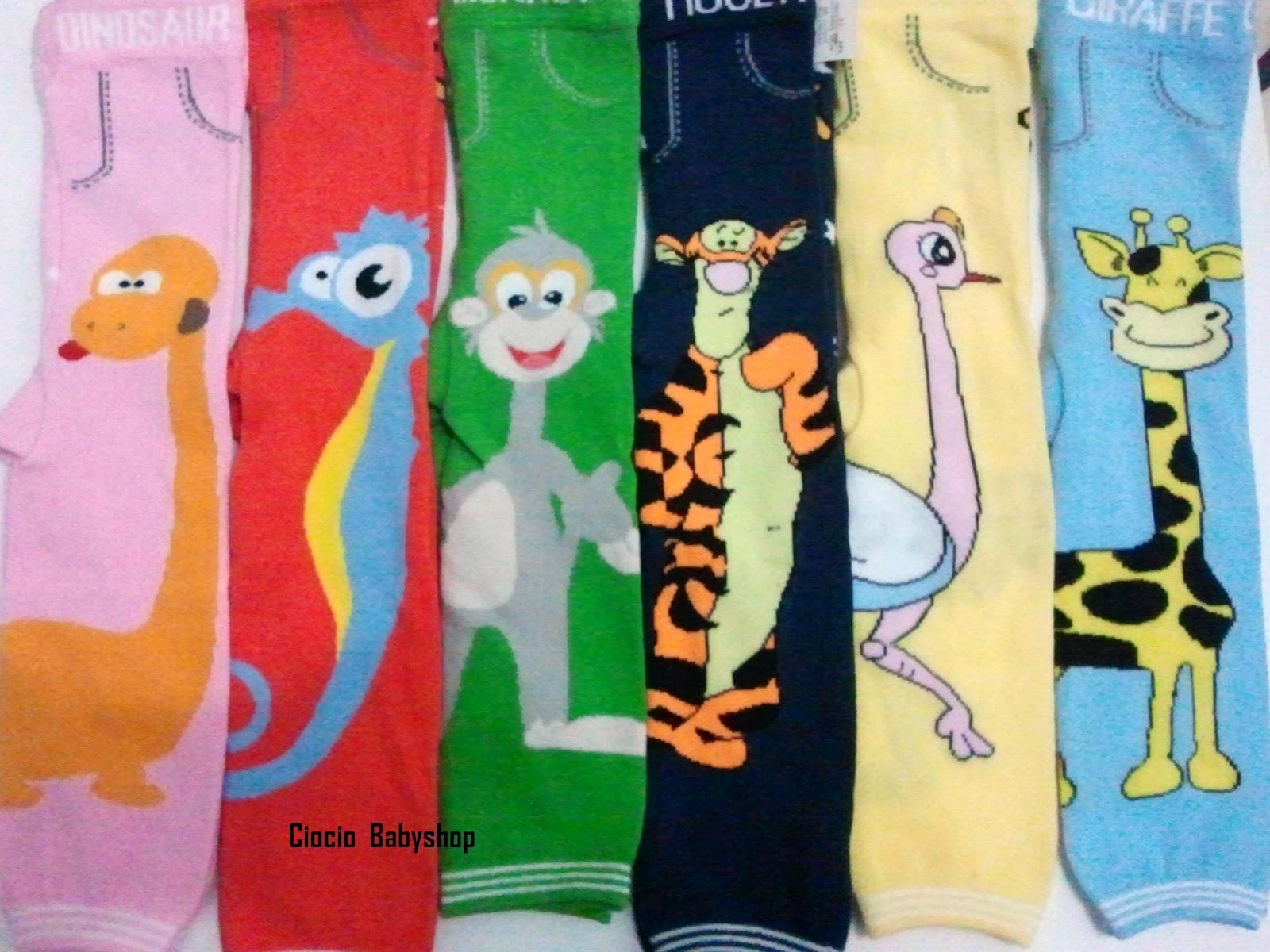 Ciocio Baby Shop Perlengkapan Bayi Murah Korek Kuping Nyala Nissen Legging Happy Zoo