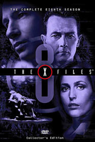 Los Expedientes Secretos X Temporada 8