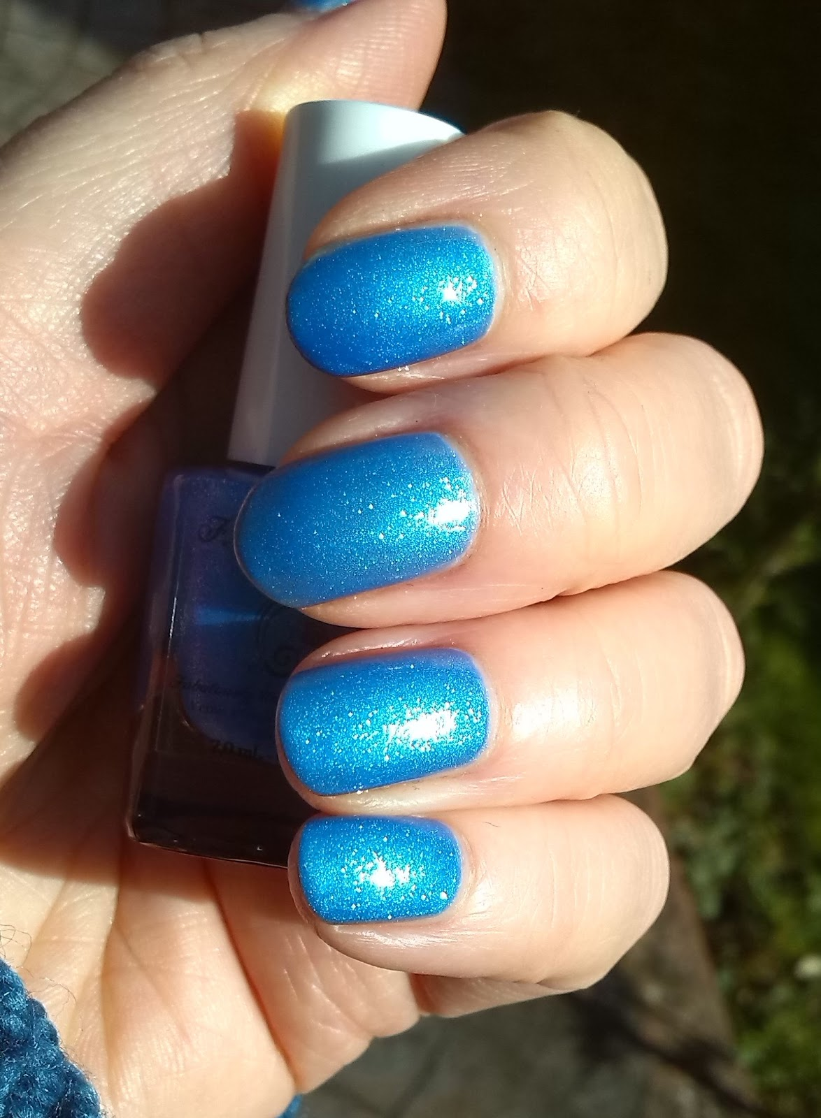 F.U.N Lacquer Icy Snow