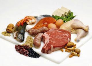 10 Makanan yang mengandung Sumber Protein Tinggi