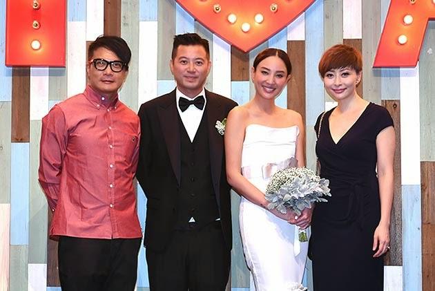 Yumiko Cheng Married Tong Attend Yumiko Cheng