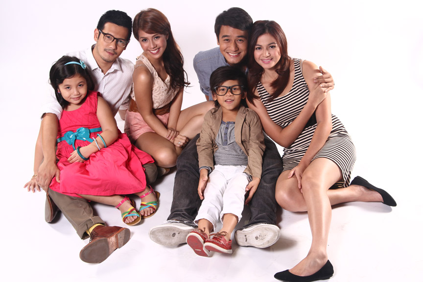 """Due to insistent public demand, the whole cast of """"Angelito: Batang"""