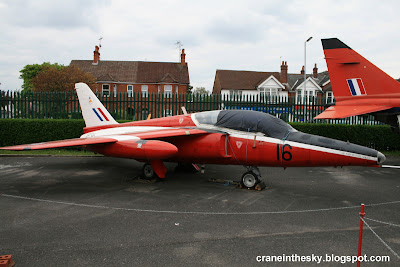 Farnborough Aviation Museum