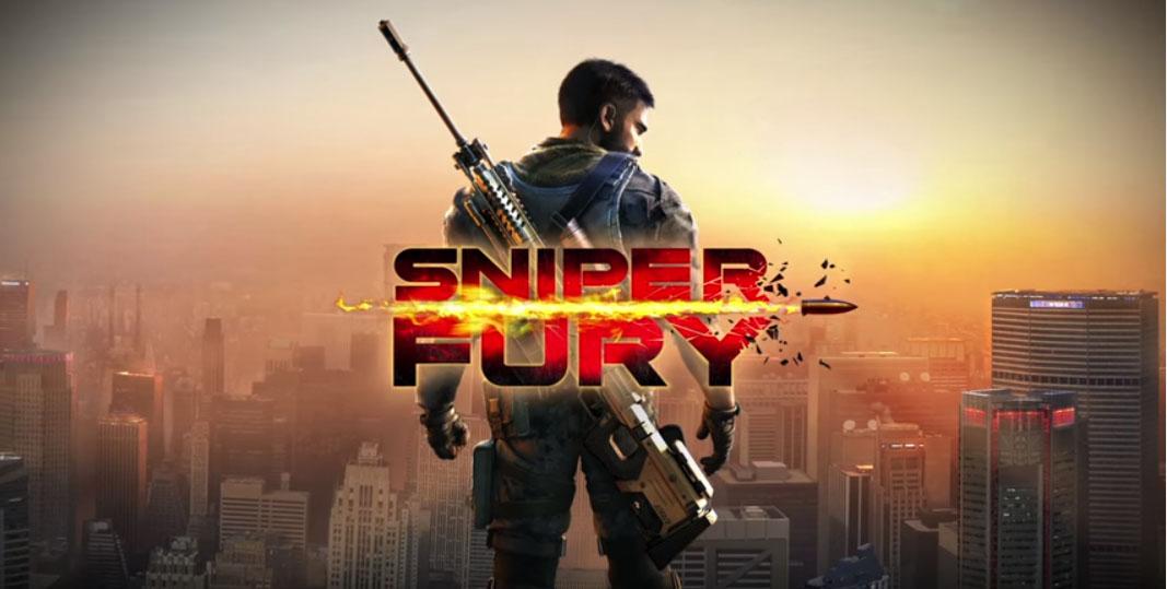 ���� Sniper Fury v1.3.0i ����� ����� (gameloft)