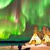 صور رائعة للشفق القطبي في كندا