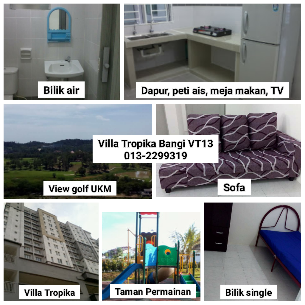 Apartment Villa Tropika VT13