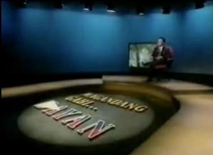 A look back at Magandang Gabi... Bayan ABS-CBN Horror Special Philippines Television