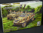 AFV Club VW128 Schwimmwagen in 35th scale Review