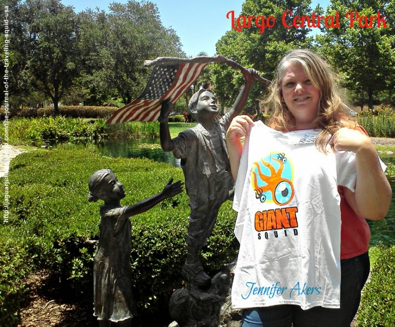 jenniferakers largo central park traveling squid usa