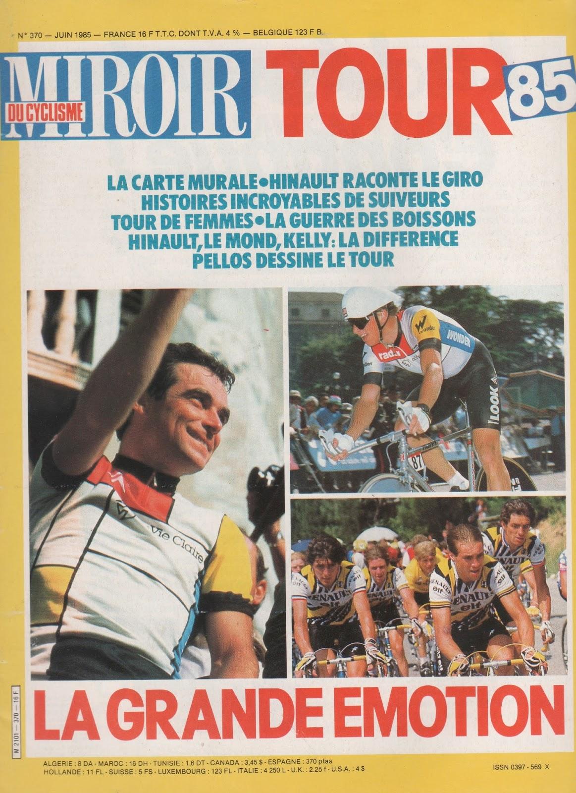 Thomas quick kimball wa8uns blog wolfpit running club for Miroir du ciclisme