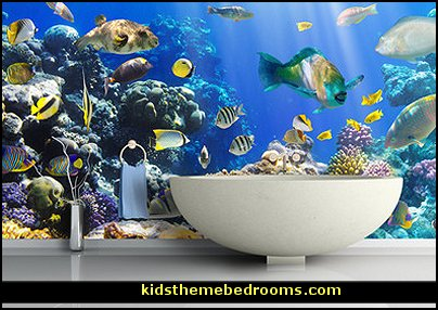 Decorating theme bedrooms - Maries Manor: underwater bedroom ideas ...