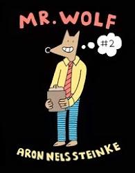 Mr. Wolf #2 mini