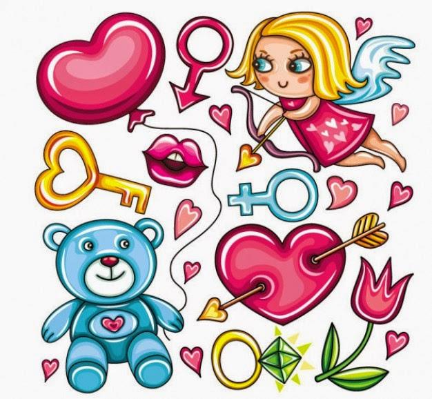 ver imagenes de dibujos animados muy chidas de amor con todo los