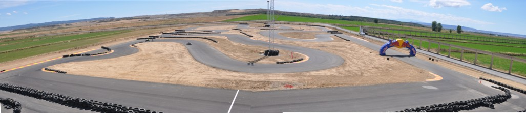 Circuito Zaragoza : M k karting ejea de los caballeros zaragoza escenario
