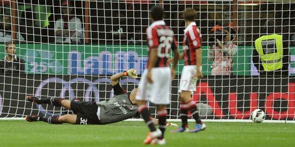 Prediksi AC Milan vs Anderlecht Grup C (Liga Champions) 2012-2013
