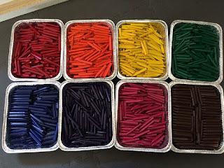 Iniciativa Solidaria Para Reciclar Crayones