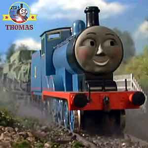 Thomas the tank engine friend number 2 Edward the tank engine the pride of the Sodor railway lines