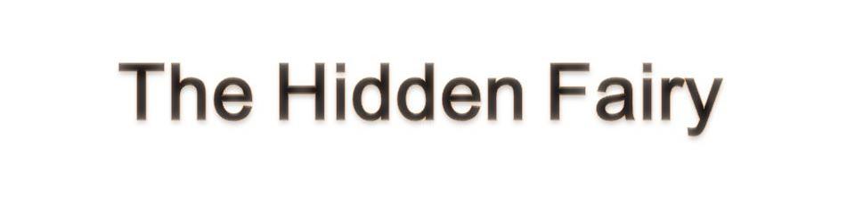 <center>thehiddenfairy</center>