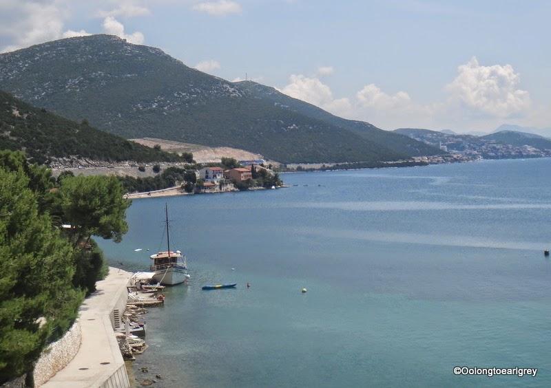 Bay in Croatia