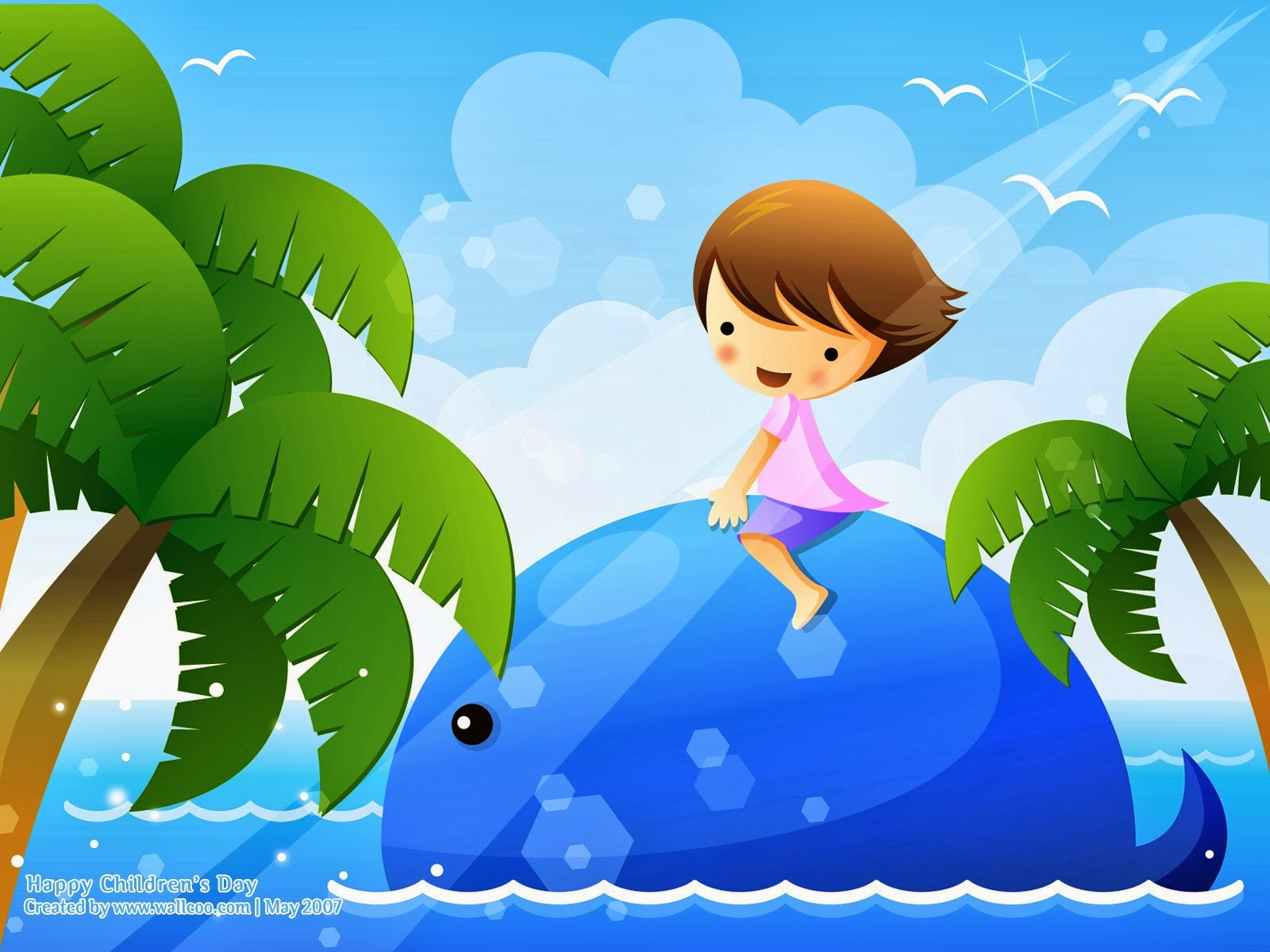 All new wallpaper : Cute kids wallpaper children game