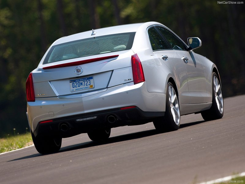 2013 Cadillac Ats Price Review Specification And Release Date Suv Cars Interior Exterior