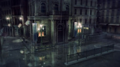 See The Story Behind The Upcoming Rain By Sony Japan Studio