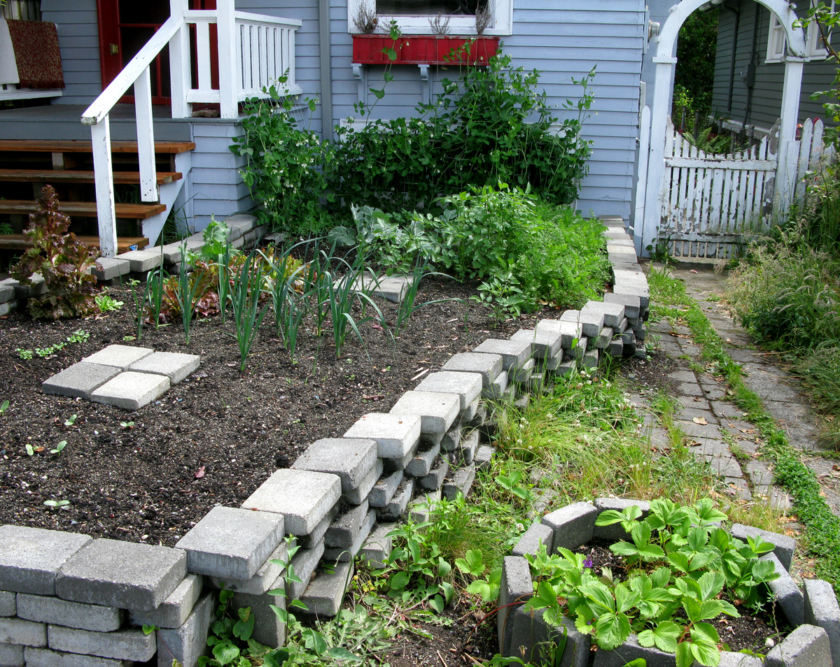 Growing edibles in vancouver british columbia vegetables for Garden design ideas vancouver
