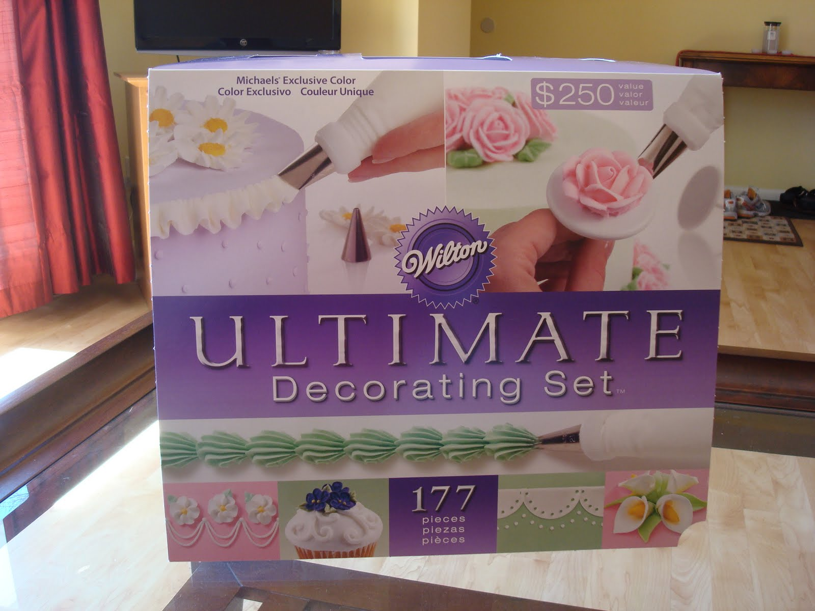 Michaels Cake Decorating Kit For Class : minne{BAKER}: Cookies galore
