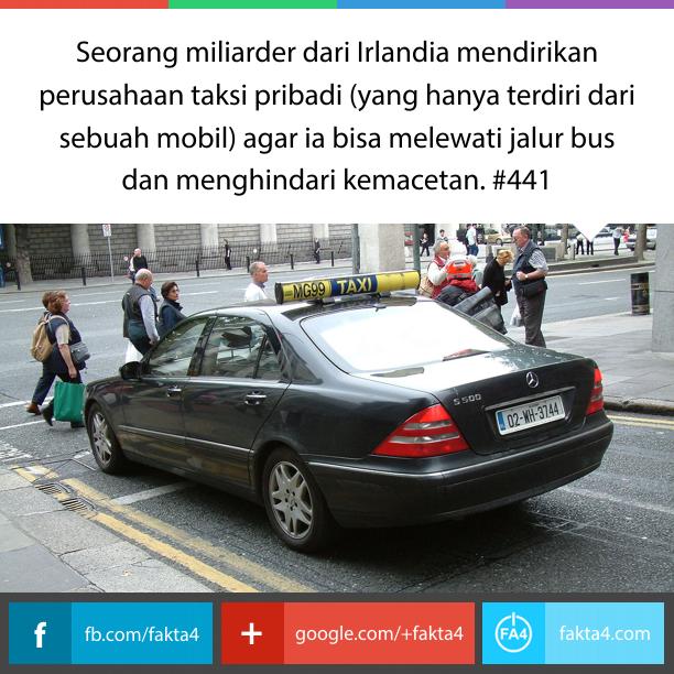 Taksi Pribadi Lewat Busway