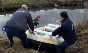 EKTAKTO : 65χρονος αγνοείται στο ποτάμι του Νεστορίου. Έρευνες διεξάγουν πυροσβεστική η αστυνομία, η ΕΜΑΚ και η ΕΤΑΚ