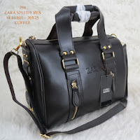 Foto Tas ZARA Speedy Res SEMI SUPER 30X25 Coffee