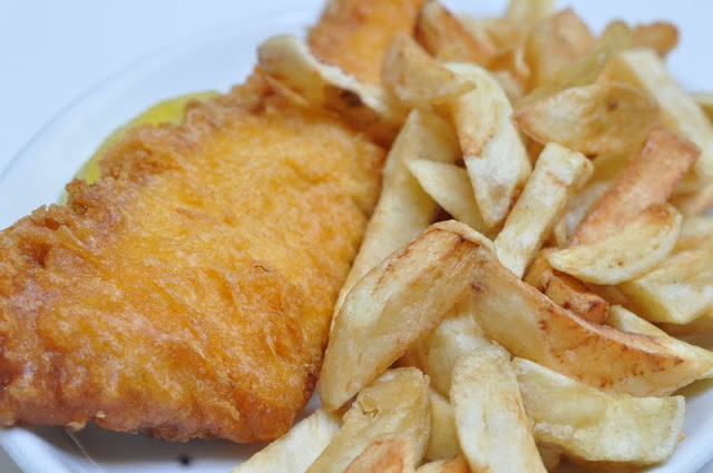 Sea+Fish+Islington+Upper+Street+review+fish+and+chips