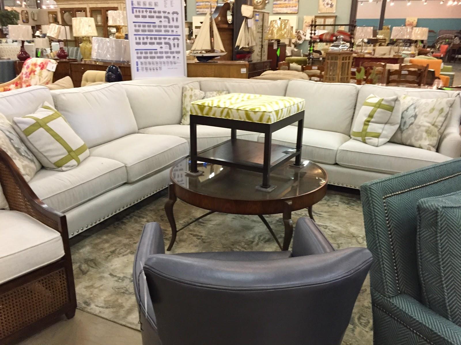 Shop Tour Green Front Furniture in Manassas