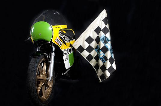 EXPO. Motos de carrera. Los años del vértigo: 1970 -1980. Colección Scalise Yamaha+K+Roberts%5B1%5D