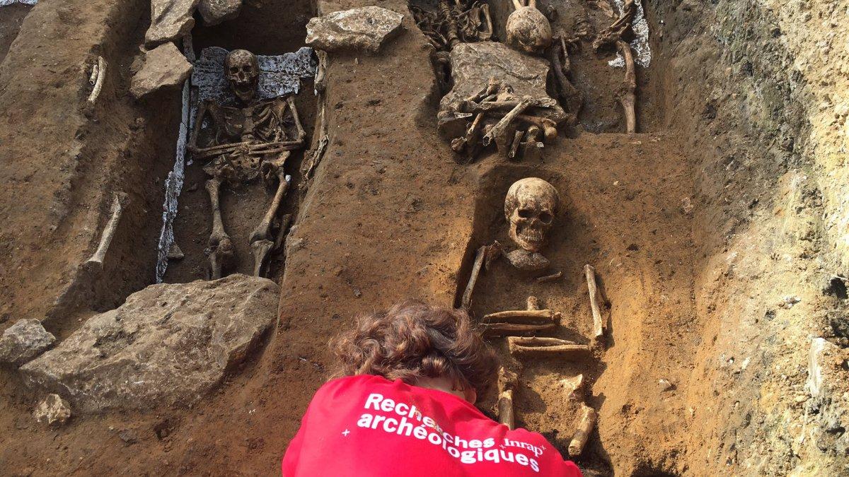 Noisy-le-Grand : une découverte archéologique exceptionnelle en plein centre ville