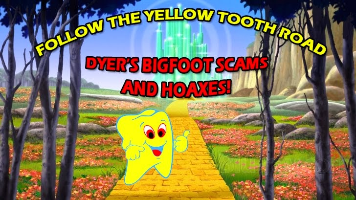Follow the Yellow Tooth Road
