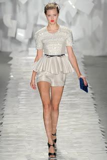 stylish white