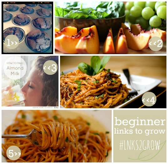 beginner linkup health eating linkup
